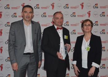 Lauréat trophées innovations CFIA 2017